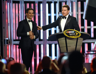 Bye Bye Michael Strahan And Hello…Jeff Gordon? NASCAR Legend Could Join 'Live With Kelly' As New Cohost!