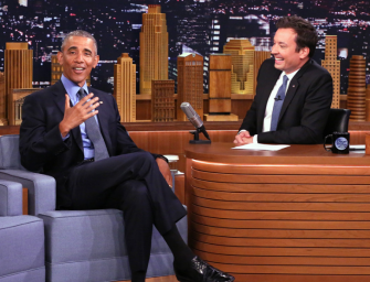 President Obama's 'Tonight Show' Appearance Was Amazing And Filled With Hilarious Donald Trump Jokes! (VIDEO)