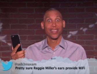 Magic Johnson, Steph Curry, Blake Griffin And More NBA Stars Read Hilarious Mean Tweets On Jimmy Kimmel Live! (VIDEO)