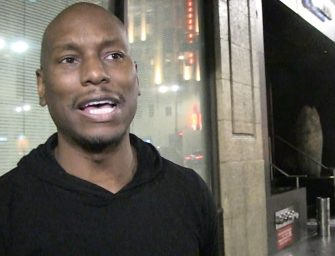 NOOO! I DIDN'T MEAN JAY-Z! Tyrese Uses TMZ to Clarify Social Media Post Slamming Jay, Future, DJ Khaled and others & Still Gets Slammed by Fans!