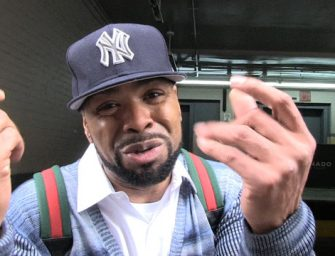 SO DISRESPECTFUL!  Method Man Quits Social Media After Gossip Blogger Initially Refuses To Remove Pic of His Wife.  Blogger Then Claps Back! (Wife Photo)