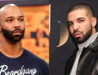 Joe Budden Follows Up With 2nd Drake Diss-Track and Then an Open Letter.  Will Hip Hop Allow Drake To Remain Silent? (Audio)
