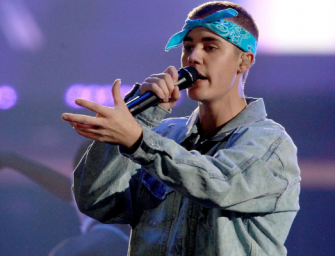 Justin Bieber Releases New Single 'Cold Water' Co-Written By Ed Sheeran, Listen To The Track Inside!