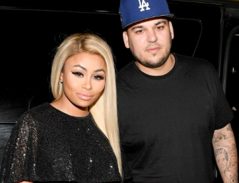GASP! Rob Kardashian Removes All Photos Of Blac Chyna From His Instagram Account, WHAT DOES IT MEAN?