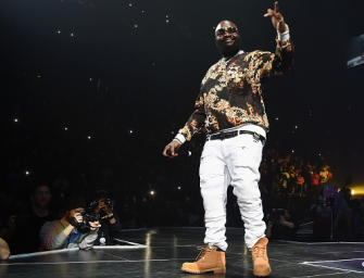 Rick Ross Wants Everyone To Know He's A Balla' — Drops $1,400 On Dinner And Then $230k On A G-Wagon (PHOTO)