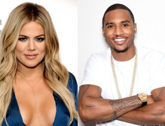 """GET OVER IT.  Khloe Kardashian And Trey Songz Are """"Seeing"""" Each Other and Social Media is Not Happy (Receipts and Tweets)"""