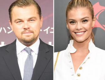 Leonardo DiCaprio Is Reportedly Dating Someone, And No Her Name Is Not Rihanna