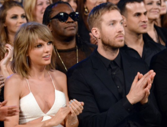 """Shocking Report Claims Taylor Swift Secretly Wrote Calvin Harris' Hit Song """"This Is What You Came For"""" Before Split"""