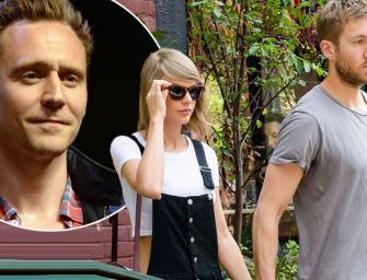 Calvin Harris Gives Taylor Swift A Taste Of Her Own Medicine, Writes Song About How She Cheated On Him With Tom Hiddleston!