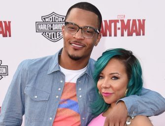GROWN BUT STILL PETTY!  T.I.'s Wife Tiny Has EPIC Feud On Social Media & Confirms Allegations of T.I. Cheating!  (Tea Sipping Posts)