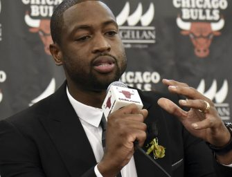 Dwayne Wade Confirms His Cousin Was Shot and Killed In Chicago & Trump Selfishly Tweets About It!