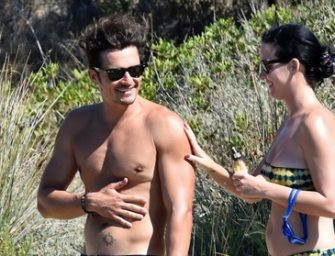 Orlando Bloom Gets Completely Naked To Go Paddleboarding With Katy Perry, And Twitter Is Freaking Out Because Of Well…You'll See!