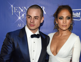 Jennifer Lopez Reportedly Ended Things With Casper Smart Because He Ditched Her To Watch UFC 202 In Vegas