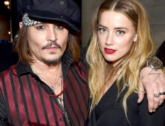 No, Amber Heard Did Not Have An Affair With Billy Bob Thornton, But It Wouldn't Matter If She Did