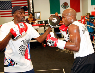 Floyd Mayweather Ends Vacation Early To Check On His Uncle Roger Who Went Missing This Past Weekend