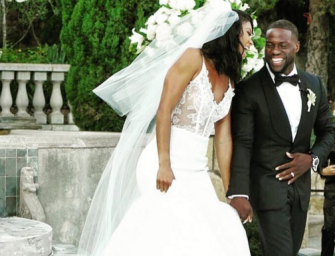 Kevin Hart Marries Eniko Parrish, Shares Absolutely Beautiful Photos From The Wedding — Check Them Out Inside!