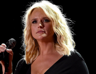Miranda Lambert Breaks Down In Tears While Singing A Song She Co-Wrote With Blake Shelton, Watch The Incredibly Emotional Performance Inside! (VIDEO)
