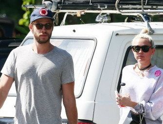 Uh, So Miley Cyrus And Liam Hemsworth Are Painfully Adorable, Watch As They Sing Justin Bieber's 'Love Yourself' While Driving