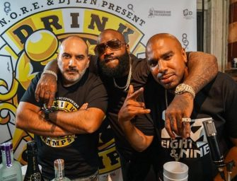 NORE's Drink Champs Just Keeps Getting Better.  Rick Ross Fires Legitimate Shots At Drake On Latest Podcast Episode (AUDIO)