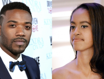 Did Ray J Really Try To Slip Inside Malia Obama's DMs? Find Out What He Had To Say About The Bizarre Rumors (VIDEO)