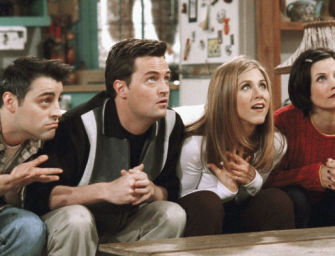 Which 'Friends' Co-Star Does Matt LeBlanc Hang Out With The Most? The Answer Should Be Obvious…