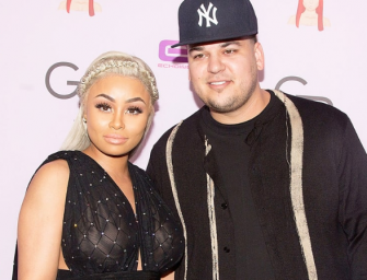 What The Hell??? Rob Kardashian Just Revealed He Spent $13,000 In One Month On Food Delivery To Satisfy Blac's Pregnancy Cravings!