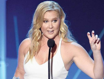 """Amy Schumer's Ex-Boyfriend Threatened To Kill Her With A Butcher's Knife: """"I Was Sure He Was Going To Kill Me"""""""