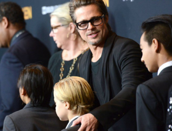 Brad Pitt Abuse Details: Reports Claim The Actor Got In A Heated (Possibly Physical) Argument With His 15-Year-Old Son