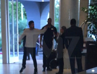 'All Lives Matter' Supporter Brody Jenner FLIPS OUT, Yells At Hotel Staff And Proves That He Does Have White Privilege (CRAZY VIDEO)