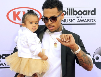 Is Chris Brown Being Investigated By Child Protective Services? Sources Say Yes, But He's Firing Back On Instagram! (VIDEO)