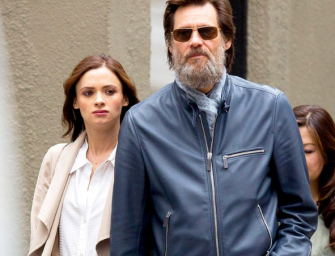 Jim Carrey Is Being Sued By The Greedy Estranged Husband Of Cathriona White