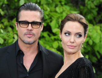 DIVORCE SHOCKER: Angelina Jolie Files For Divorce From Brad Pitt, And Everyone Is Freaking Out!