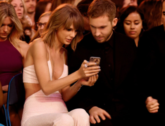 The Bad Blood Is Gone: Calvin Harris And Taylor Swift Are Reportedly Talking Again…Will They Get Back Together?