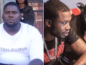 Watch Beanie Sigel Get Literally Knocked Out By Meek's Boy 'Teefy Bey' For Siding With Game & of Course Game Responds!  (Crazy Video)