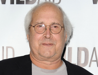 At 72-Years-Old, Chevy Chase Has Entered Rehab For An Alcohol Related Issue…Details Inside!