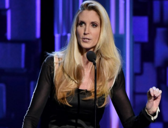 Comedy Central Invites Ann Coulter To The Roast Of Rob Lowe, And It Quickly Turns Into The Roast Of Ann Coulter (Painful Video)