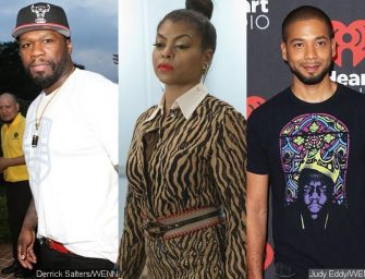 YIKES! 50 Cents Re-ignites War with Empire; Attacks Taraji P and Vivica; Causing Jussie Smollett to Clap Back! BUT 50 IS STILL THE WINNER.  Here's Why…(Deleted Posts)