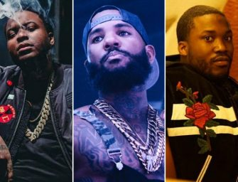 The Game vs Meek Beef is Crazy. Game Drops a Harsh Diss Video and Meek Brings Beanie Siegel Out of Retirement on HARD Ouuuu Diss Track.  We Got it All (Deleted Memes & Videos)