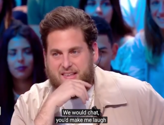 Jonah Hill Gets Insulted By Female Host During An Extremely Awkward Interview On French TV (VIDEO)