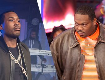 SOUTH PHILLY STAND UP! Beanie Sigel Talks About the Sucker Punch, Meek Mill Responds on Instagram & Puts Lil Uzi In the Beef (VIDEO)