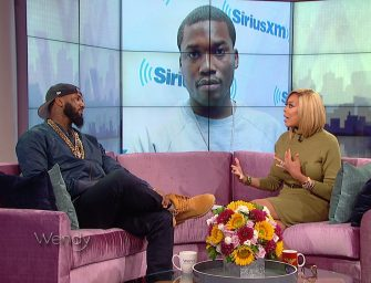 Wendy Williams is Back.  She Grills the Game on Meek Mill Beef and Gets Him to Admit Which Three Kardashians he Slept with.  Kourtney is not one of them! (Watch Hilarious Full Interview).