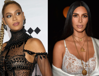 "Is This Why Blue Ivy And North Have Never Had A Play Date? Report Claims Beyonce Has Never ""Genuinely Liked"" Kim Kardashian!"