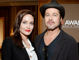 "Brad And Angelina's Former Bodyguard Tells All In New Interview, Claims He ""Fathered"" Their Children"