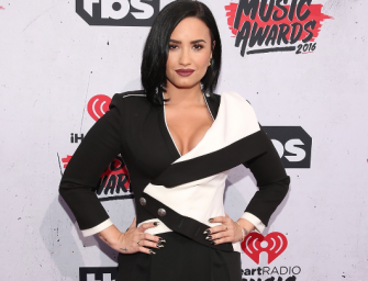 Demi Lovato Claims Taylor Swift Isn't A Real Feminist In An Extremely Personal Interview With Glamour