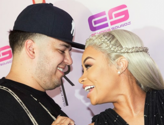 Inside Blac Chyna And Rob Kardashian's Co-Ed Baby Shower, And Yes Scott Disick Makes A Special Appearance (PHOTOS)