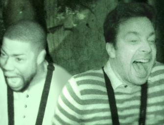 Kevin Hart Gets The Farts Scared Out Of Him During Hilarious Haunted House Adventure With Jimmy Fallon (VIDEO)