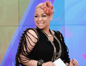 Raven-Symoné Shocks 'The View' Audience By Announcing She Is Leaving After Less Than Two Seasons For A Pretty Crazy Reason