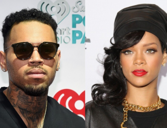 Rihanna Throws Some Shade At Chris Brown And The Rest Of Her Exes On Instagram (PHOTO)