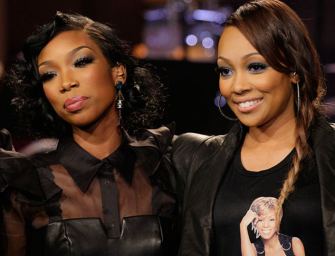 Brandy Takes The Beef Out The Oven, Fires Shots At Monica During Performance, Monica Responds With Some Classy Shade