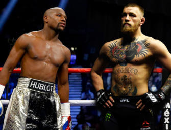 The Gloves Are Coming Off: Conor McGregor AND Dana White Fire Back At Floyd Mayweather In A Big Way (VIDEO)